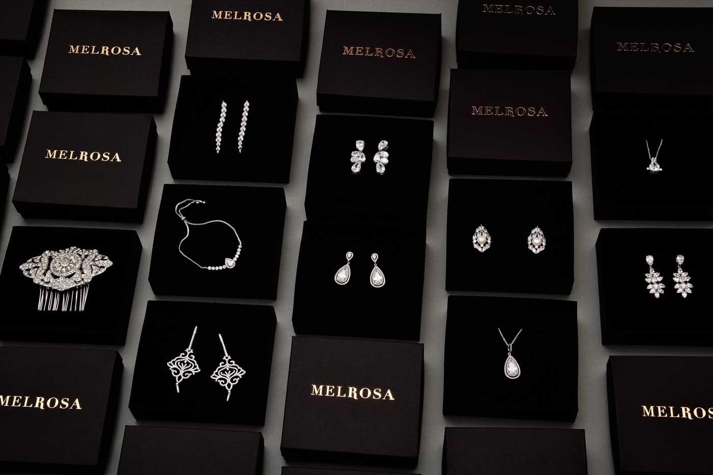 biżuteria do ślubu, novia, ślubna, sklep, on-line, melrosa