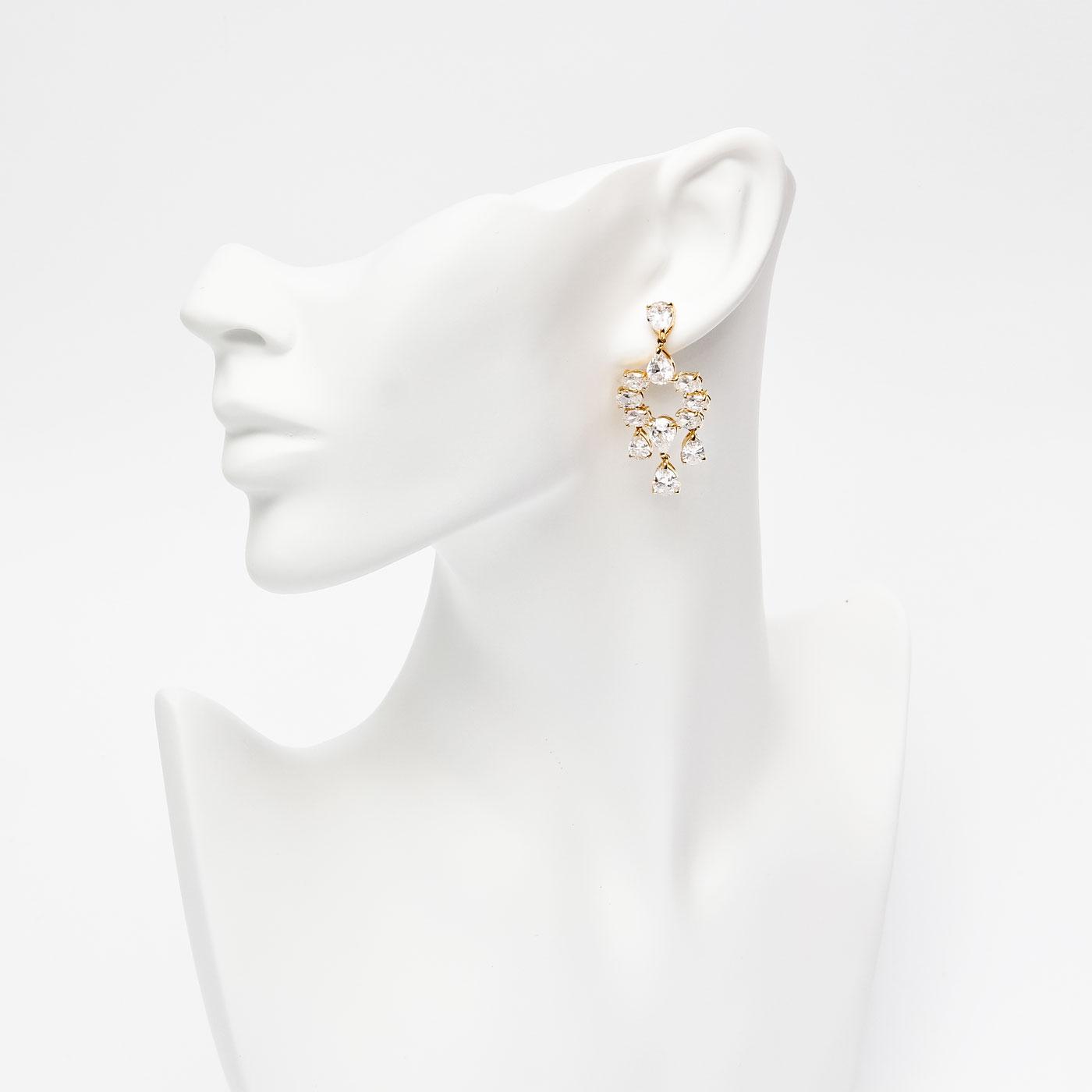 kolczyki ślubne, kolczyki, biżuteria ślubna, sklep, online