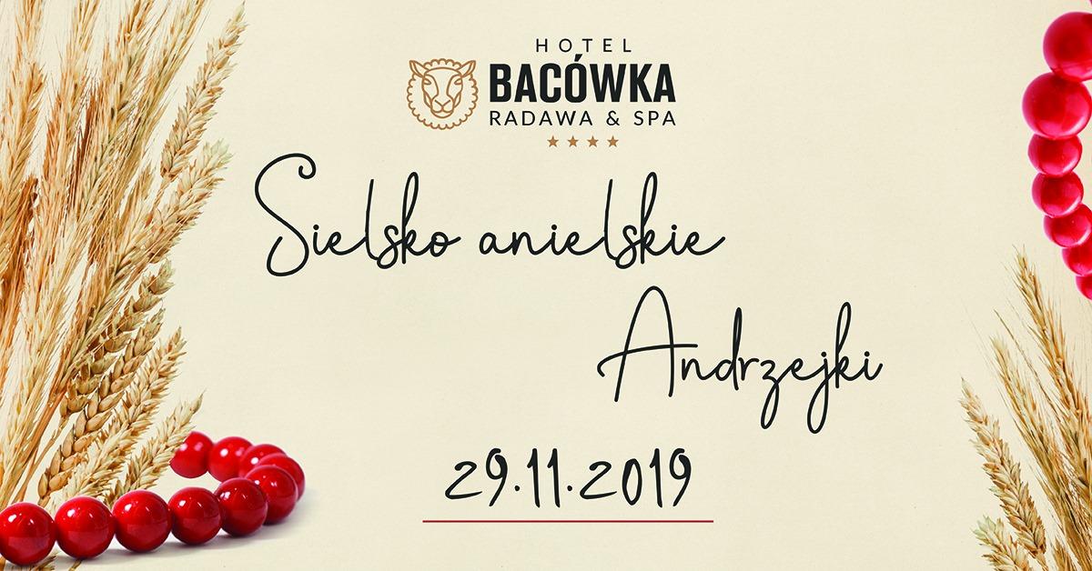 Bacówka Radawa Andrzejki 2019