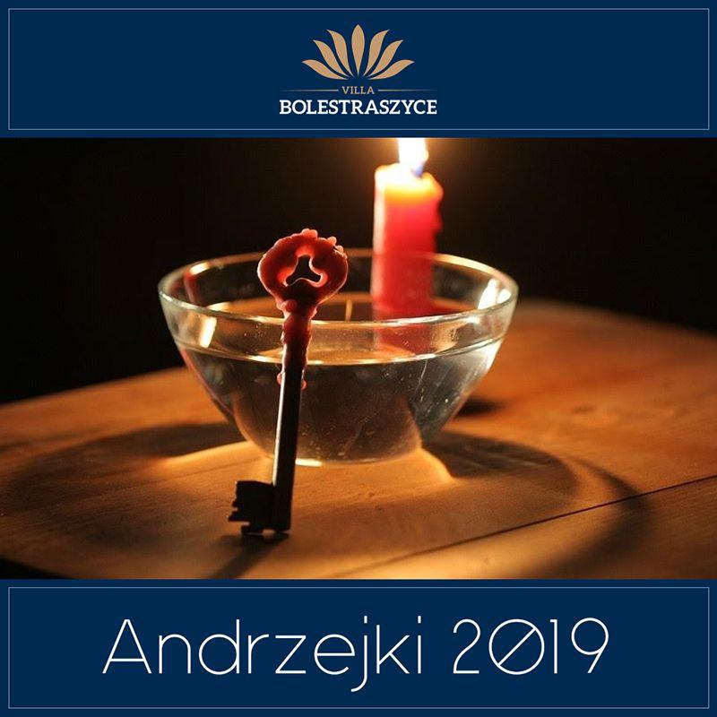 Villa Bolestraszyce Andrzejki 2019